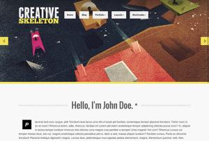 Creative-Skeleton
