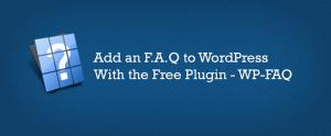 WP-FAQ