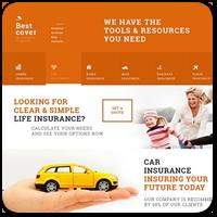 30 тем WordPress для сайта о страховании, страховой компании или страхового агента