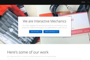 Interactive Mechanics