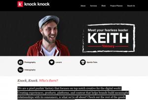 Knock Knock Factory