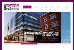 LONDON A CAPPELLA SCHOOL
