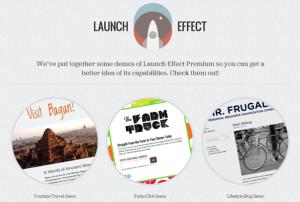 Launch Effect