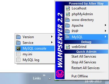 Как сбросить пароль для WordPress через MySQL