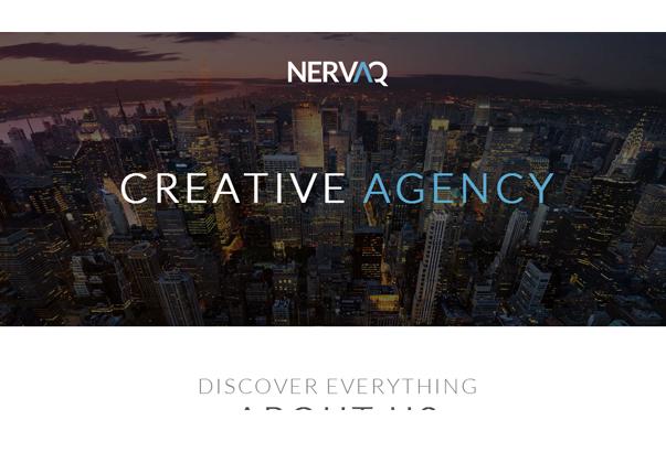 NERVAQ1 35 бесплатных и платных тем WordPress для одностраничных сайтов визиток