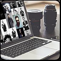 25 интересных тем WordPress для сайта фотографа и портфолио в 2016 году