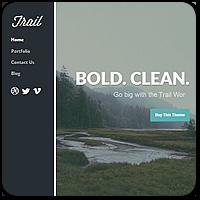 30 лучших тем для WordPress с навигацией сайта в боковой панели