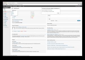 WordPress 3.3 Beta