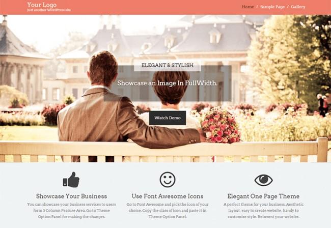 StartPoint 650x448 26 лучших бесплатных WordPress тем в апреле 2014