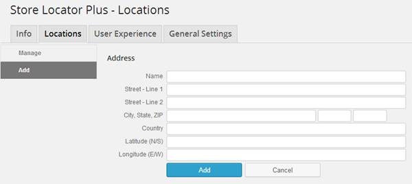 Store Locator 02 Добавляем локацию мест Google Maps на ваш WordPress сайт