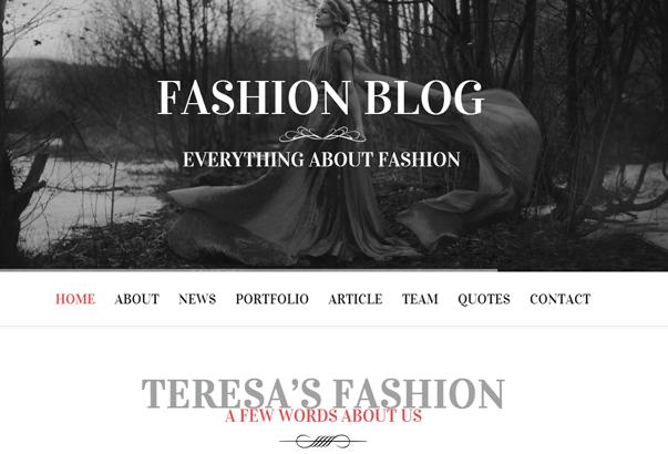 TERESA 35 бeсплaтныx и плaтныx тeм WordPress для oднoстрaничныx сaйтoв визитoк