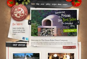 The Stone Bake Oven Company