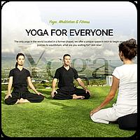 25 тем оформления WordPress для сайта про йогу и фитнес