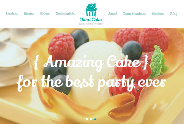WIND CAKE