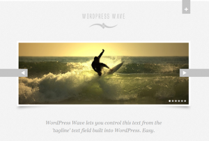 WordPress Wave