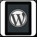WordPress разработка на iPad