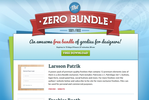 Zero-Bundle 30 самых необычных и красивых сайтов, сделанных на WordPress по версии WPlift.com
