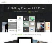 Avada — самая продаваемая многоцелевая тема WordPress в мире
