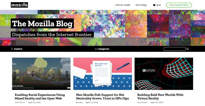 Блог moz