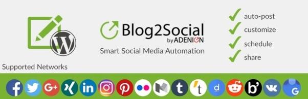 blog2social вордпресс