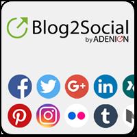 Авто-публикация из WordPress в социальные сети с плагином Blog2Social