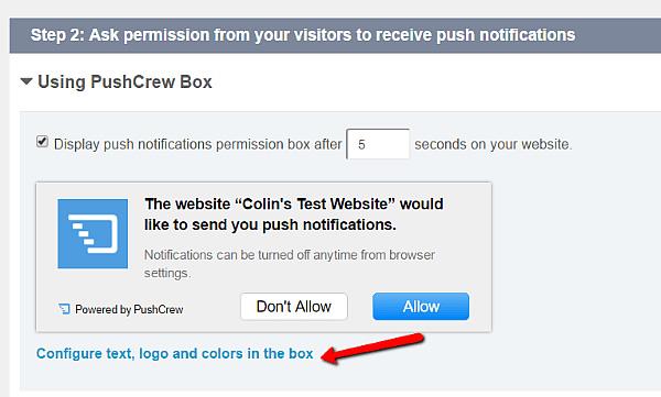 WordPress saytingizda push xabarnomalarini qanday yoqish va sozlash