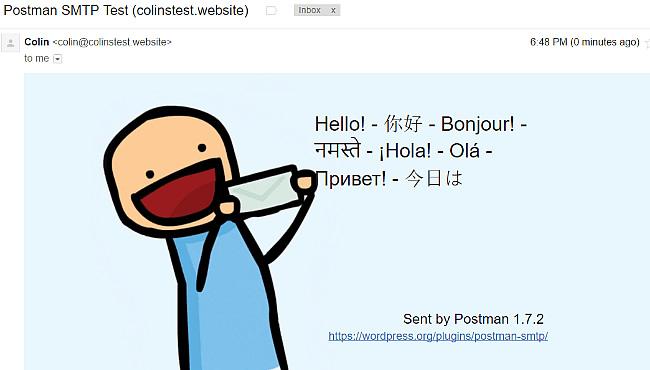 Postman SMTP — как отправлять Email с WordPress с помощью протокола SMTP