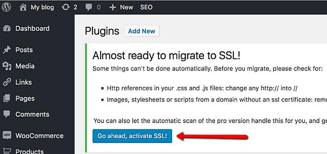 Бесплатный SSL сертификат — где его найти и зачем он нужен на WordPress