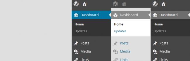 co021 650x210 Меняем цветовую схему в Консоли WordPress — 10 бесплатных плагинов