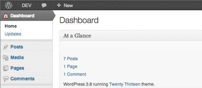co051 650x286 Меняем цветовую схему в Консоли WordPress — 10 бесплатных плагинов