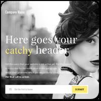 Стартовая страница-заглушка с помощью бесплатного WordPress плагина Coming Soon CC
