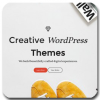 Творческие темы WordPress для фотографа, иллюстратора, портфолио, блога