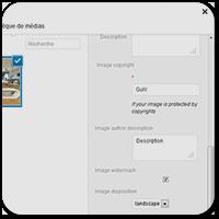 Как добавить кастомные поля к медиа-вложениям в WordPress