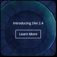 Divi 2.4 — обновление мега-популярной темы WordPress от ElegantThemes