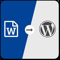 Как импортировать документы .docx из MS Word в WordPress