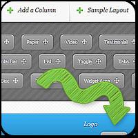 WordPress плагины для создания страниц с помощью Drag and Drop