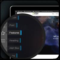 Frontend Builder — редактируем контент WordPress с помощью drag'n'drop