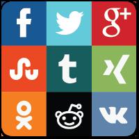 Easy Social Share Buttons 4.0 — новая версия лучшего плагина для кнопок соцсетей