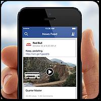Как вставить видео из Facebook в WordPress и поставить его на авто-запуск