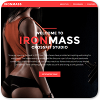 25 тем WordPress для сайта про спорт, фитнес, тренажерный зал и ЗОЖ