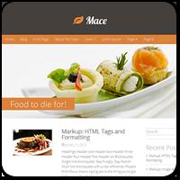 14 бесплатных тем WordPress для ресторанов, кафе и фуд-блогов