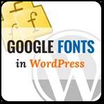 Как правильно добавить шрифты Google Web Fonts в WordPress тему