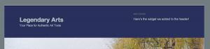 header-widget