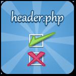 Файл темы header.php — тонкости настройки