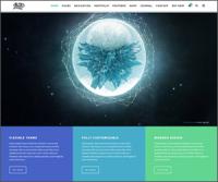 Ibuki — обзор новой премиум темы WordPress для креативных решений