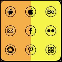 25+ бесплатных иконических шрифтов (Icon Fonts) для дизайна вашего WordPress сайта