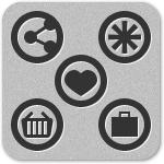 Как отобразить разные иконки для отдельных рубрик