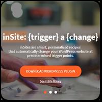 inSite — выполнение действий по заданным критериям на WordPress, по аналогии с IFTTT