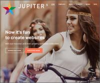Jupiter — профессиональная WordPress тема для создания сайта любого типа