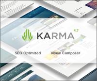 Karma — адаптивная премиум тема для WordPress из Топ-10 на ThemeForest